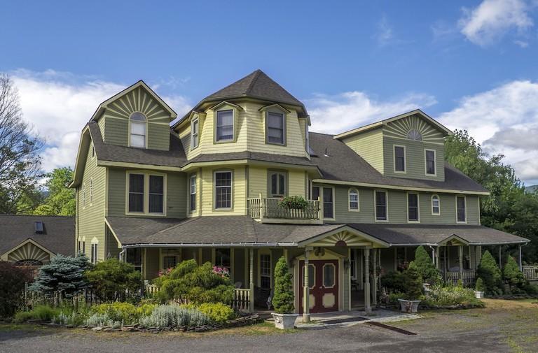 The Washington Irving Inn