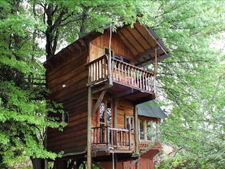 Welcome to Sycamore Avenue Treehouses & Cottages_