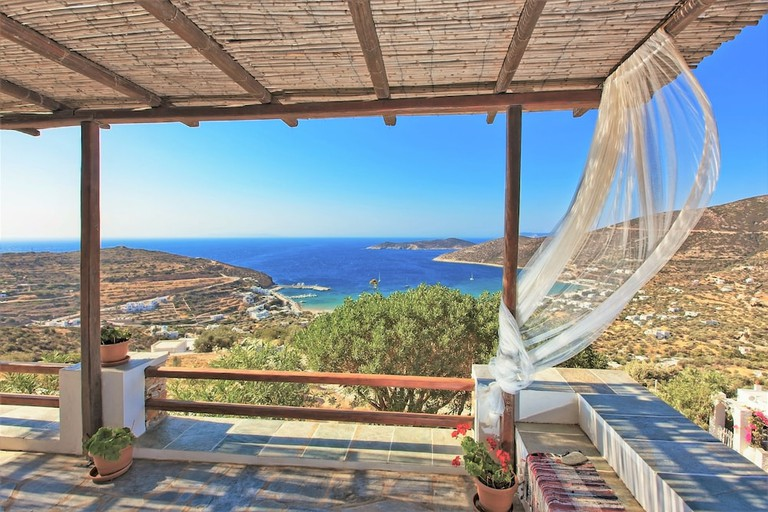 Sifnos Residence, Platis Gialos