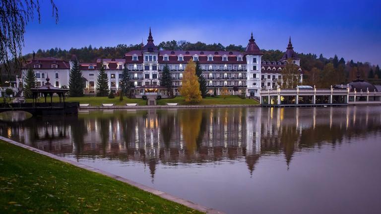 Edem Resort & SPA ، Strilky