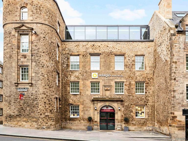 Aparthotel Adagio Edinburgh Royal Mile