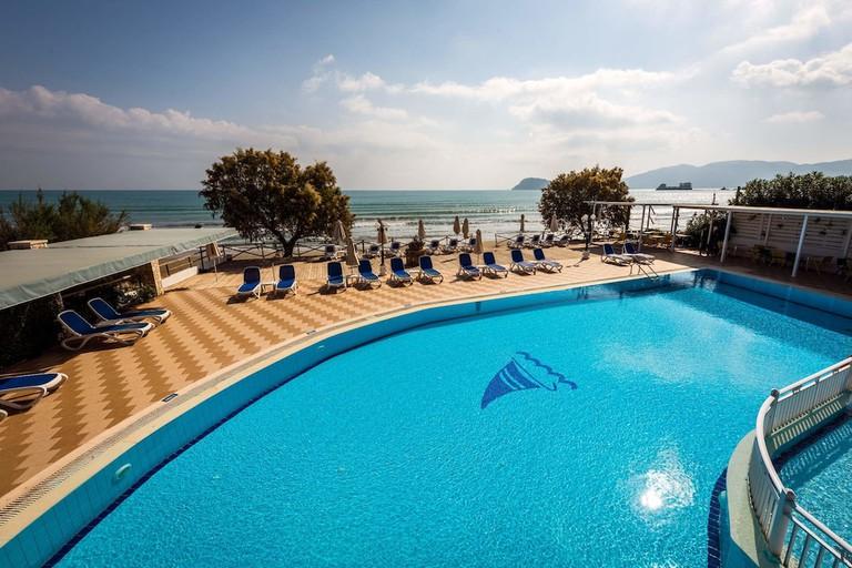 0274136f - Mediterranean Beach Resort