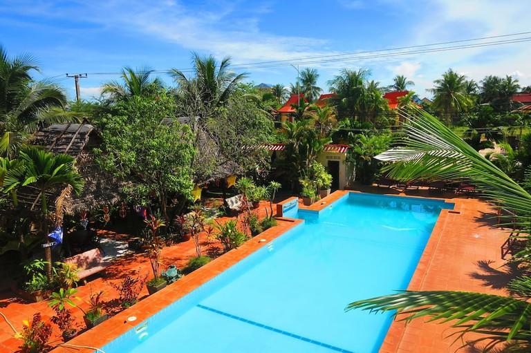 Retro Kampot Guesthouse