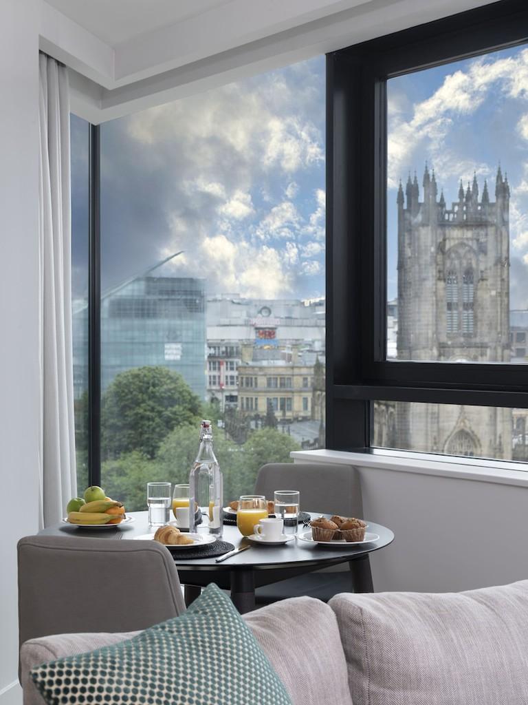 CitySuites Aparthotel Manchester