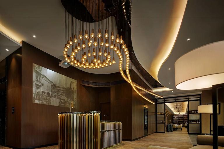 Man Tao Bar, @ Level 21 of Hotel Stripes