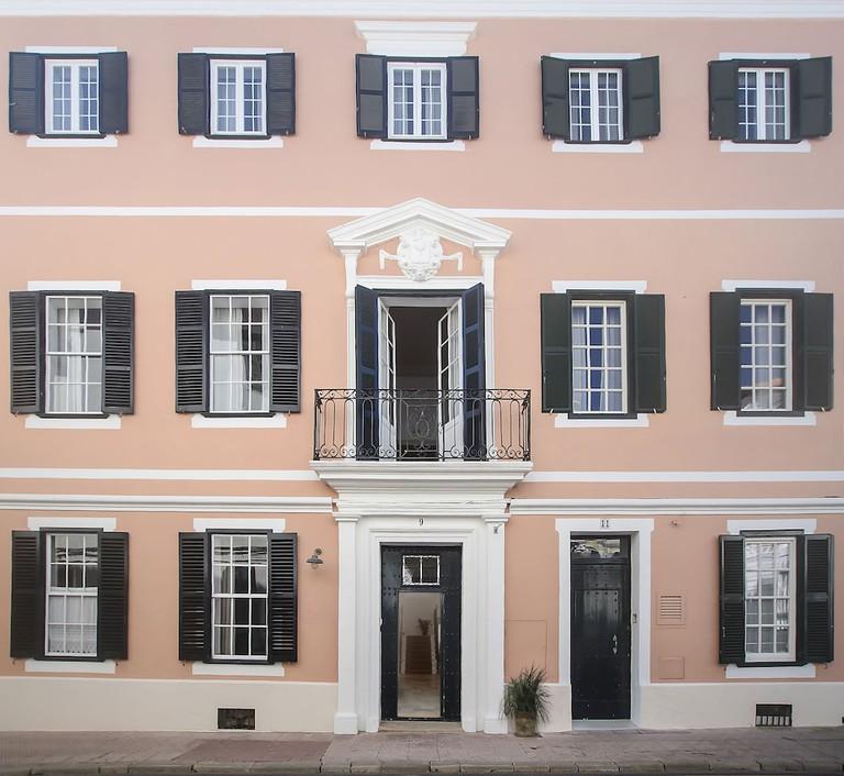 Casa Albertí has seven guest rooms