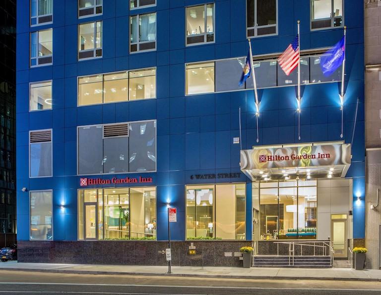 Hilton Garden Inn Financial Center:Manhattan Downtown