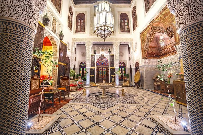 Riad Fes Maya