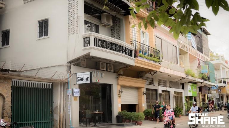 The Share Phnom Penh Hostel, Phnom Penh