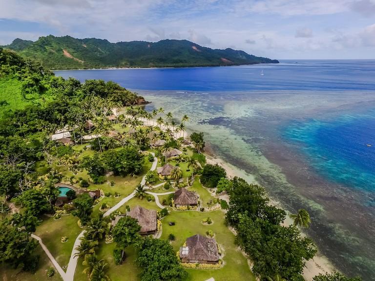 Qamea Resort and Spa Fiji