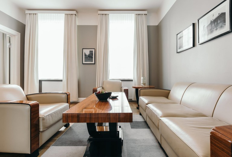 Suite at Hotel Borg