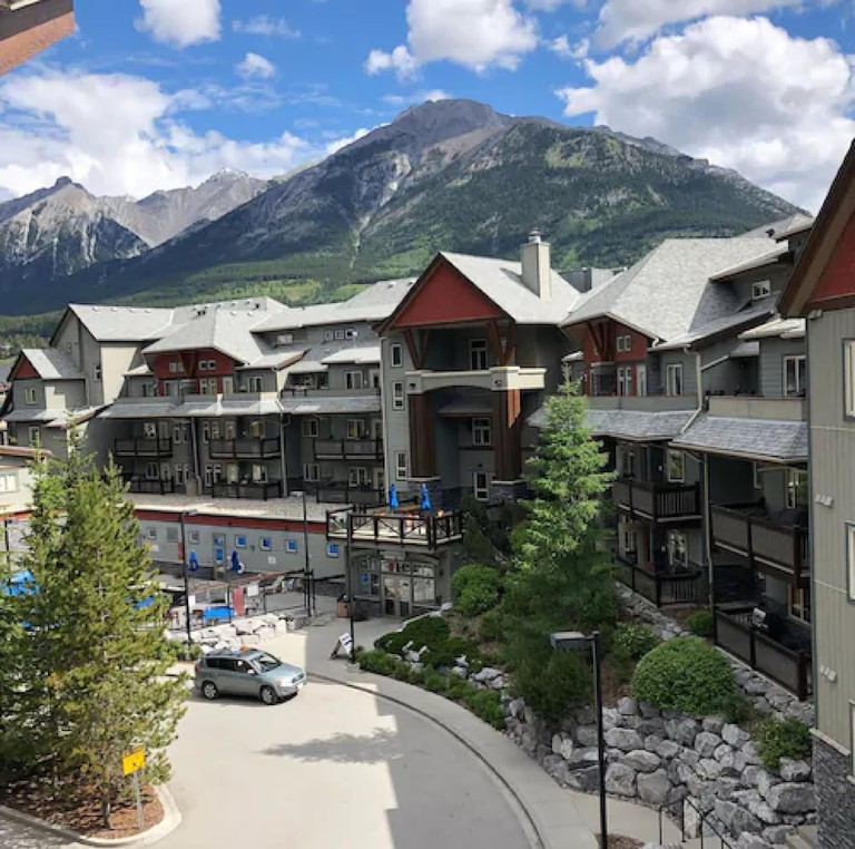 Lodges at Canmore