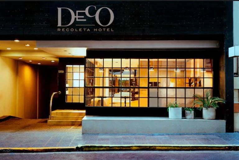 DecO Recoleta Hotel 2