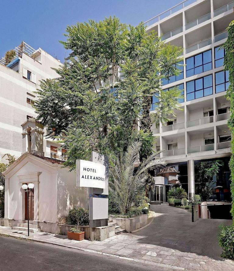 Airotel Alexandros Hotel, Athens