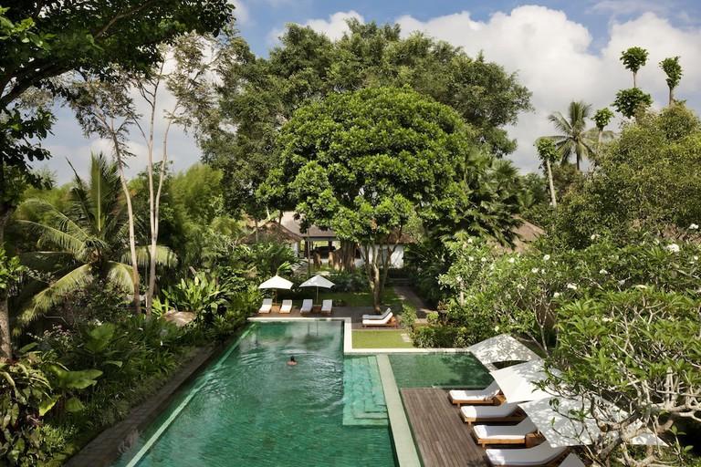 Terrace room at COMO Uma Ubud
