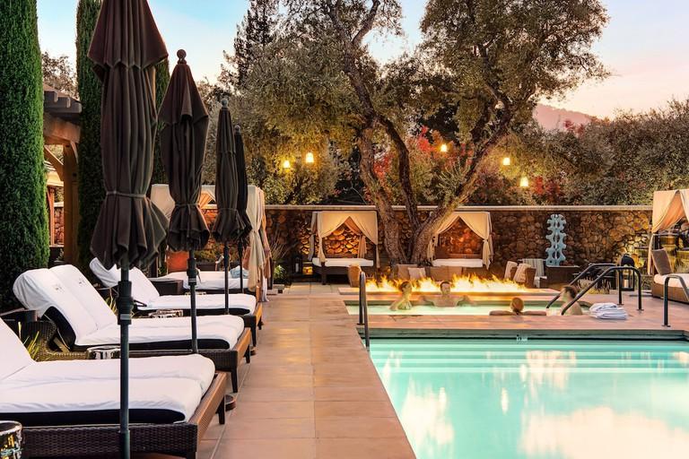Hotel Yountville, Napa Valley, California