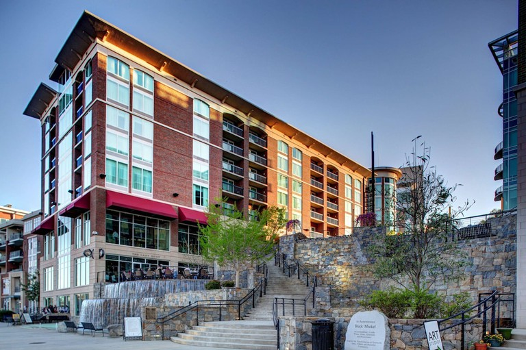 Hampton Inn and Suites Greenville-Downtown-RiverPlace
