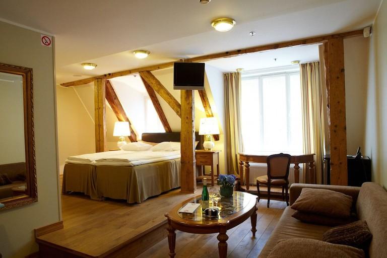 CRU Hotell