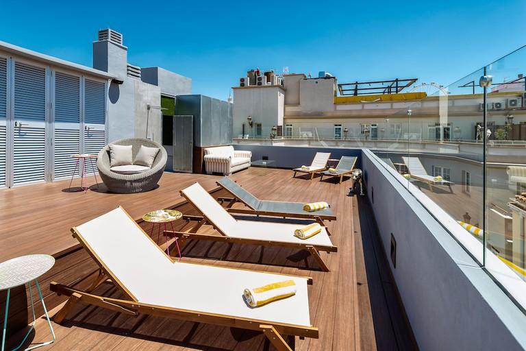 Mariposa Hotel Malaga d81daa23