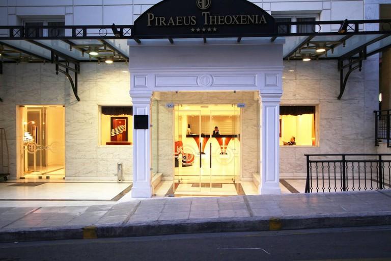 d97328ad - Piraeus Theoxenia Hotel
