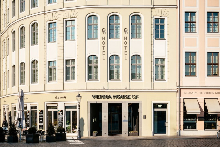 Vienna QF House of Dresden