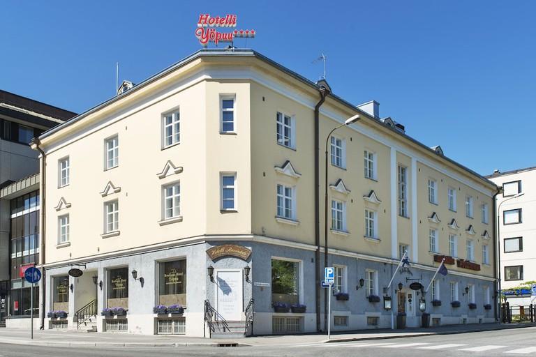 Boutique Hotel Yöpuu, Jyväskylä