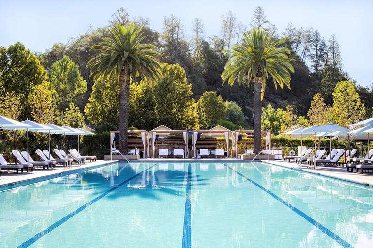 Solage, Luxury Hotel, Napa Valley, California