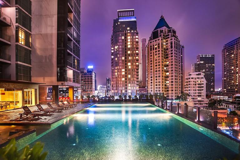 Urbana Sathorn Bangkok, Thailand