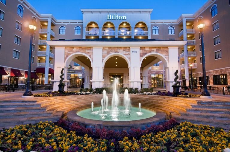 Hilton Dallas:Southlake Town Square_4fdfd3eb