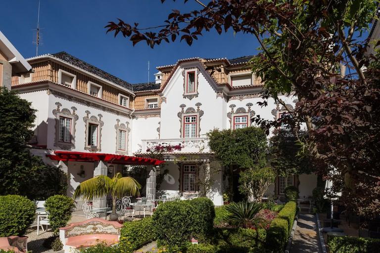 Casa da Pérgola, Cascais, Portugal