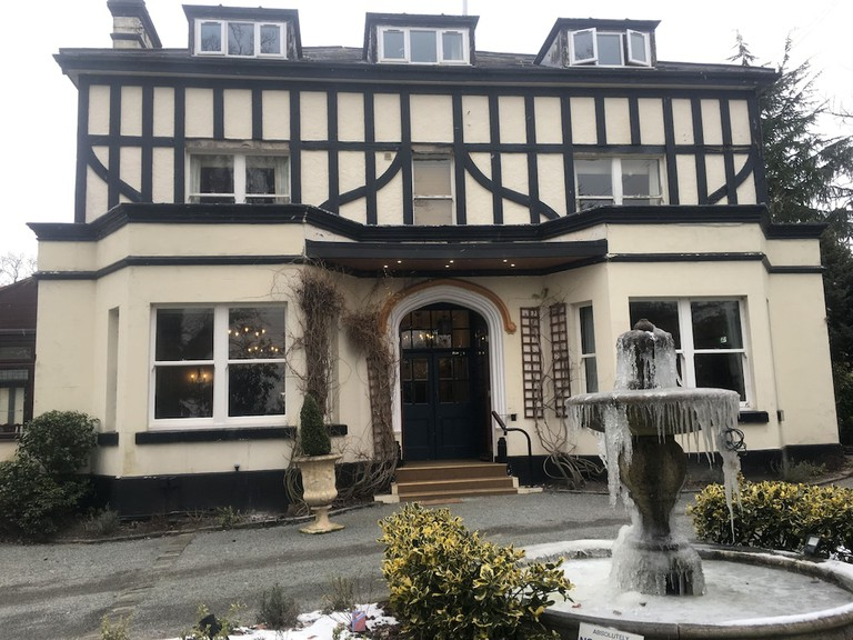 Brook Hall Country Hotel