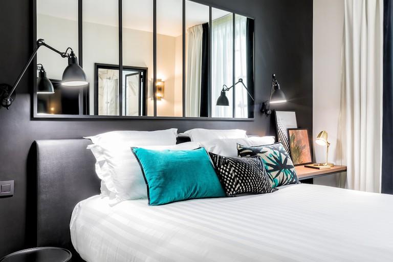 Laz' Hotel Spa Urbain Paris spa