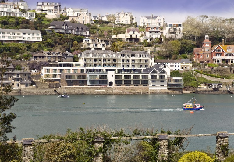Salcombe Harbour Hotel and Spa, England