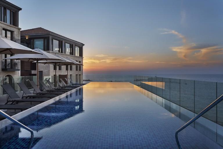 The Setai Tel Aviv is a luxury five-star resort