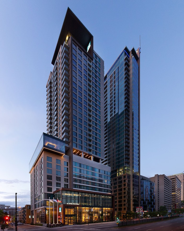 AC Hotel by Marriott Montreal Downtown