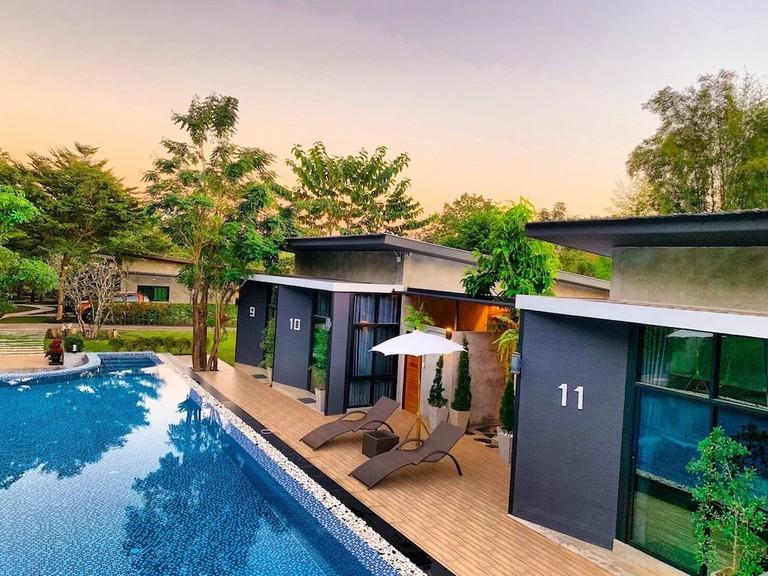 Baan Suan Leelawadee Resort Nan, Tambon Chaiyasathan