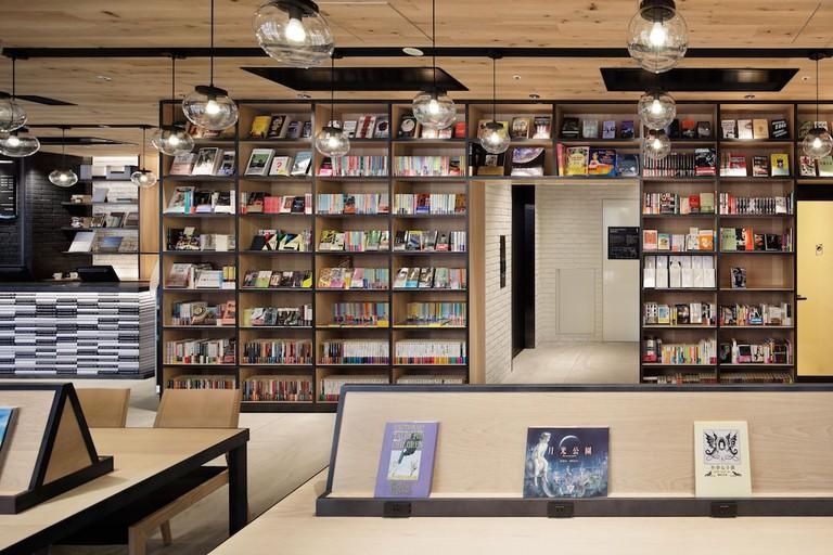 LAMP LIGHT BOOKS HOTEL nagoya