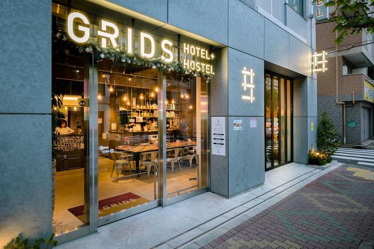 Grids Hostel Asakusa-Bashi
