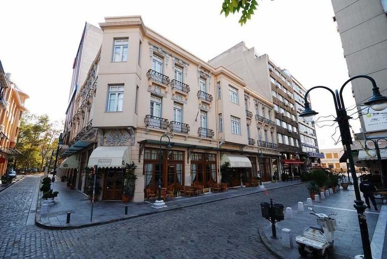The Bristol Hotel-67290804