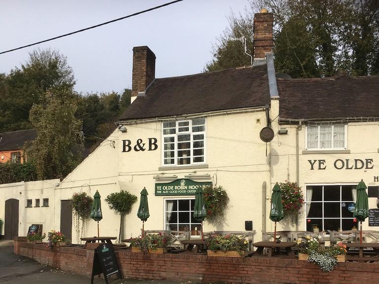 9f48aac9 Ye Olde Robin Hood Inn