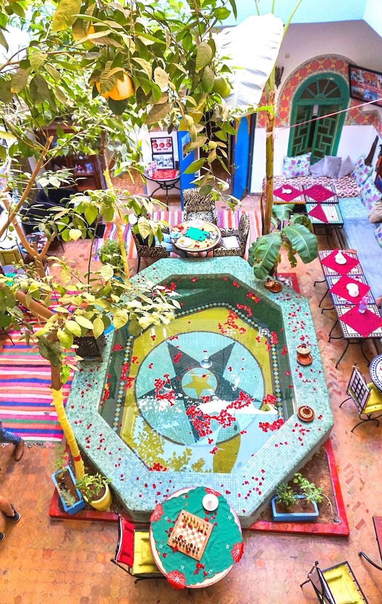 Riad Dia, Marrakech