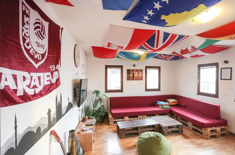 Haris Youth Hostel Dorm