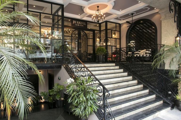 JM Marvel Hotel