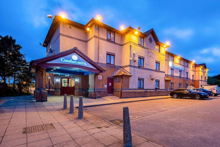 215714288 Comfort Inn Sunderland