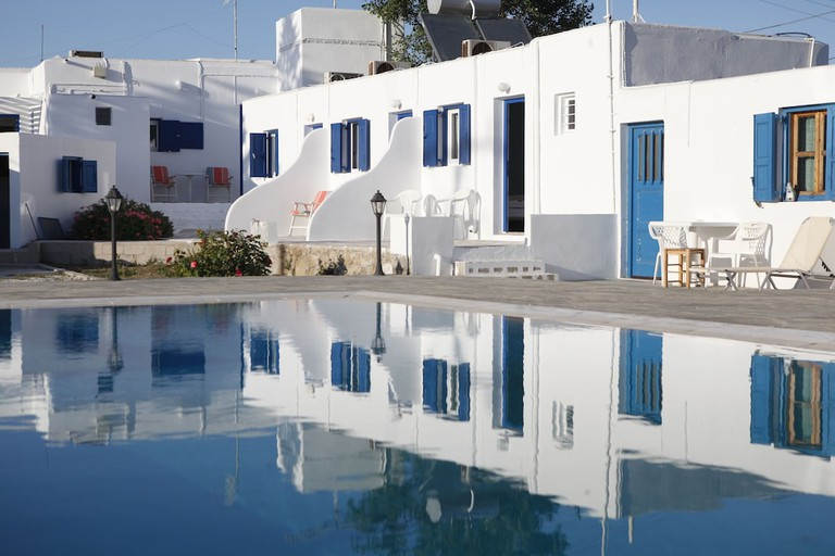 Nikos Rooms Mykonos Greece