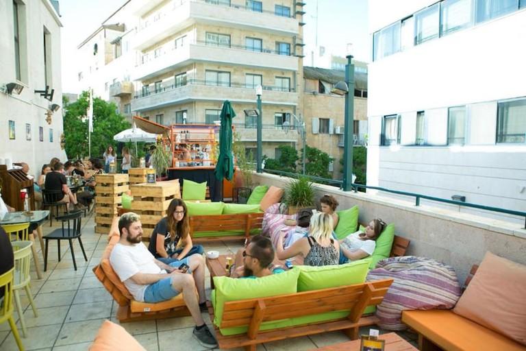 Cinema Hostel, Jerusalem