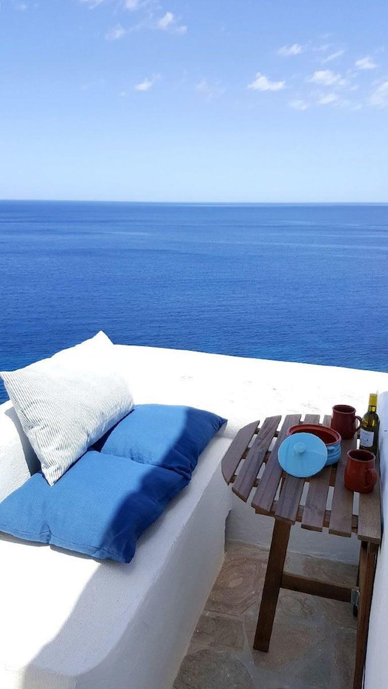 Aegean Eye Apartments, Kastro