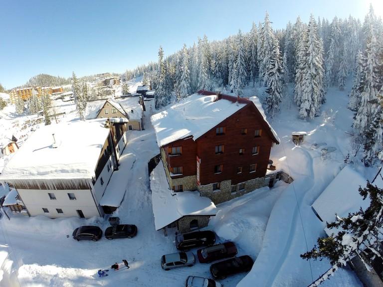 Hotel Snjesko
