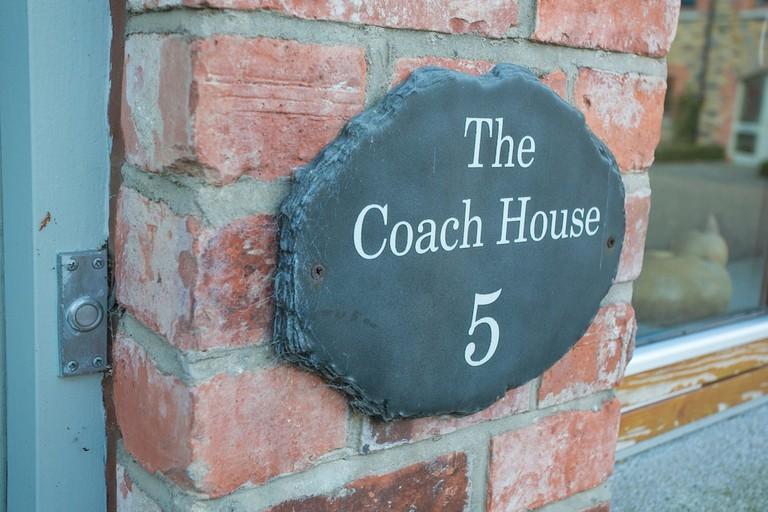 The Coach House 14837