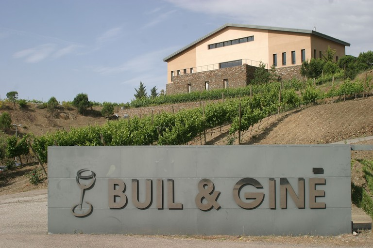 Hotel-Celler Buil & Giné